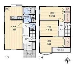 横浜市泉区白百合2丁目 戸建住宅 価格2400万円