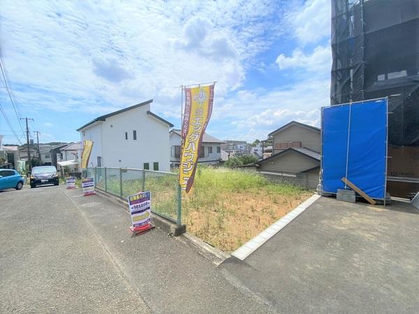 綾瀬市小園 売地 価格2,200万円