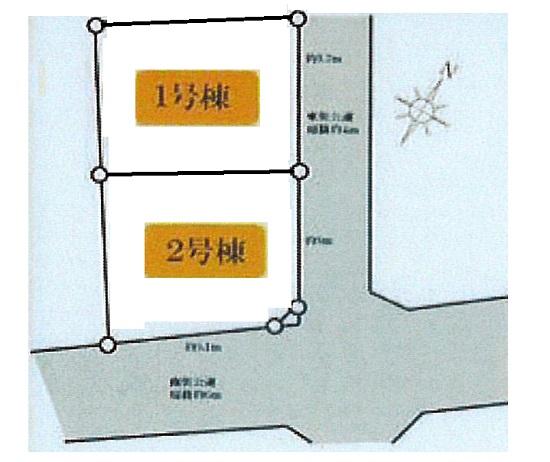 大和市西鶴間5丁目 新築分譲住宅 全2棟 価格3890万円・4290万円