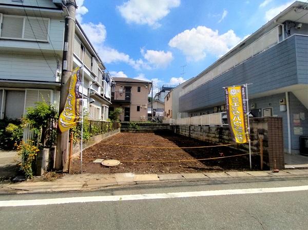 大和市福田1丁目 売地 価格2180万円